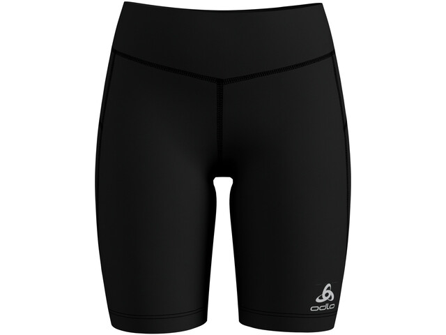 Odlo BL Smooth Soft Løpeshorts Dame black